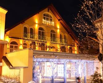 Hotel Post Wrann - Velden am Wörthersee - Κτίριο