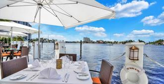 The Pillars Hotel - Fort Lauderdale - Restaurant