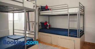 Orange3 Hostel - Lagos - Makuuhuone