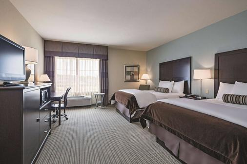 La Quinta Inn & Suites By Wyndham Dfw Airport West - Euless - Euless - Schlafzimmer