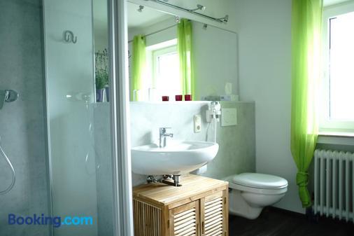 Hotel-Restaurant St. Jobser Hof - Würselen - Bathroom