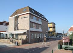 Hotel Duinlust - Domburgo - Edificio