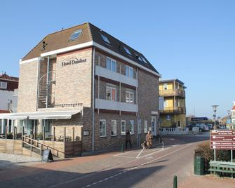 Hotel Duinlust - Domburg - Building