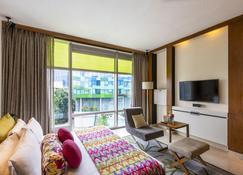 Vivanta Bengaluru, Whitefield - Bangalore - Sala de estar