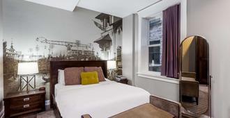 Hotel at the Lafayette, Trademark Collection by Wyndham - באפלו - חדר שינה