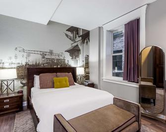 Hotel at the Lafayette, Trademark Collection by Wyndham - Buffalo - Bedroom