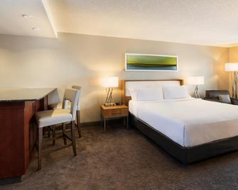 Holiday Inn Express & Suites Sherwood Park-Edmonton Area - Sherwood Park - Slaapkamer