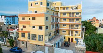 Tropical Island Aparthotel - Santo Domingo - Edificio