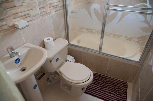 Tropical Island Aparthotel - St. Domingue - Salle de bain