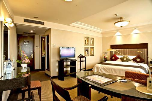 Howard Johnson by Wyndham Ginwa Plaza Hotel Xian - Tây An - Phòng ngủ