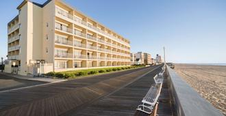 Howard Johnson by Wyndham Ginwa Plaza Hotel Xian - Xi'an - Κτίριο