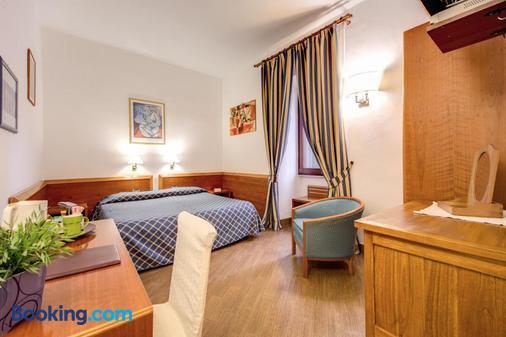 吉伊迪弗爾坎諾酒店 - 羅馬 - 臥室