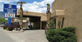 Indian Hills Inn Taos Plaza - Taos - Outdoors view