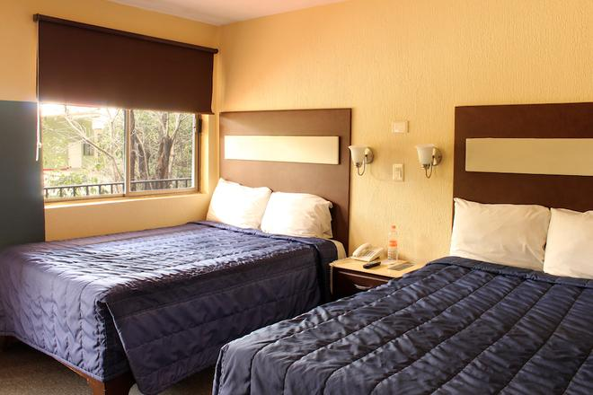 La Fuente Hotel & Suites - Saltillo - Bedroom