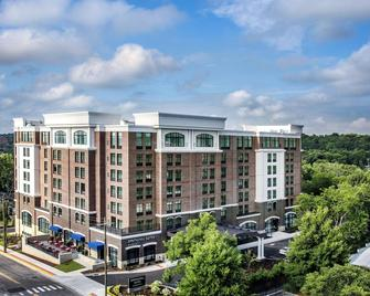 SpringHill Suites by Marriott Athens Downtown/University Area - Athens - Building