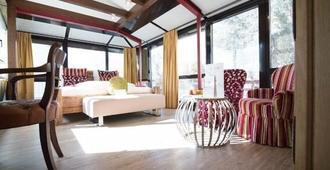 Hotel Restaurant Krehl's Linde - שטוטגרט - חדר שינה