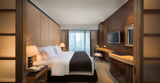 薩伏依套房公寓酒店 - 杜拜 - 杜拜 - 臥室