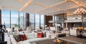 Grand Hyatt Hangzhou - האנגג'ואו - טרקלין