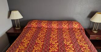 Budget Inn & Suites - אמרילו - חדר שינה
