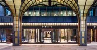 上海靜安瑞吉酒店 - 上海 - 建築
