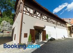 Garni hotel Castle Bridge - Cesky Krumlov - Edifício