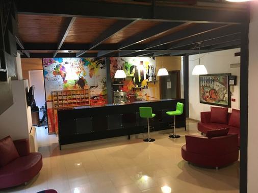 中央酒店 - 敘拉古 - 錫拉庫扎 - 櫃檯