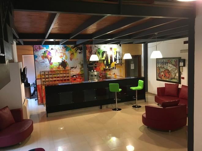 Hotel Centrale - Siracusa - Front desk