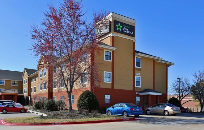 俄克拉何馬市西北高速公路美國長住酒店 - 奥克拉荷馬市 - 俄克拉荷馬州 - 建築