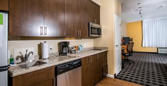 TownePlace Suites by Marriott Florence - Florence - Kitchen