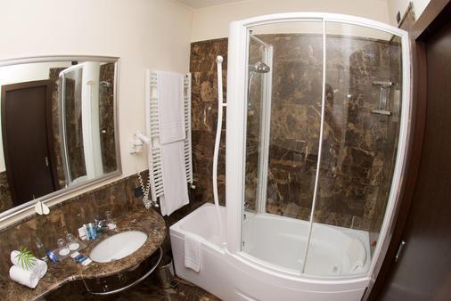 Executive Bergamo - Bergame - Salle de bain