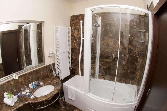 Executive Bergamo - Bergamo - Phòng tắm