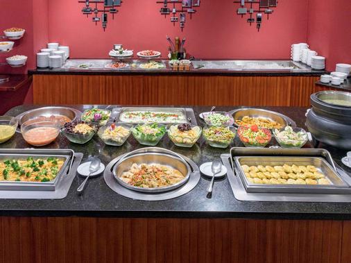 Mercure Alameda Quito - Quito - Buffet