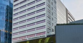 City Express Suites Santa Fe - מקסיקו סיטי - בניין