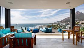 Houghton View Guest House - Kapstaden - Balkong
