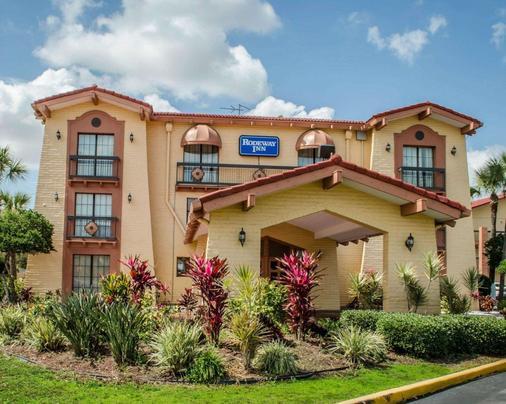 Rodeway Inn Near Ybor City - Casino - Τάμπα - Κτίριο