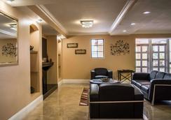 Rodeway Inn Near Ybor City - Casino - Tampa - Hành lang