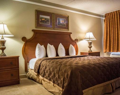 Rodeway Inn Near Ybor City - Casino - Tampa - Phòng ngủ