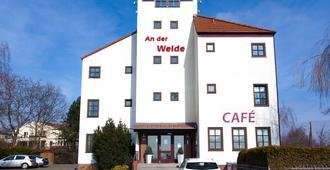 Hotel-Garni An der Weide - Berlin - Bygning