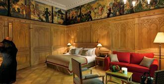 Hotel De La Cite Carcassonne - MGallery Collection - קרקסון - חדר שינה