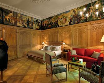 ホテル ドゥ ラ シテ カルカソンヌ - M ギャラリー - カルカソンヌ - 寝室