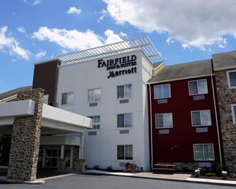 Fairfield Inn and Suites by Marriott Lebanon Valley - Jonestown - Gebouw