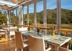 Awaroa Lodge - Awaroa Bay - Restaurante