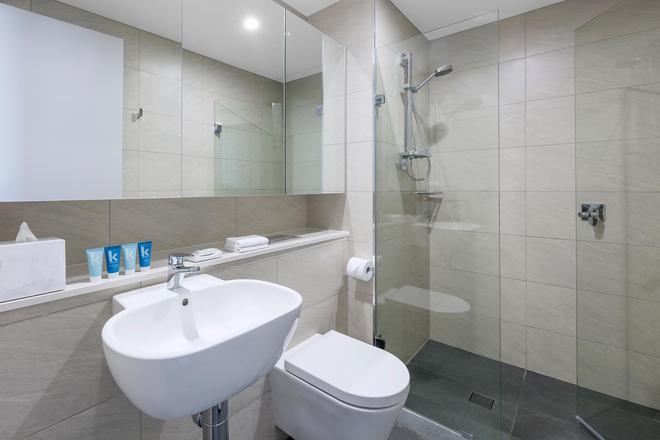 Meriton Suites Chatswood - Chatswood - Bathroom