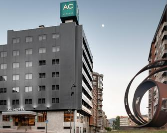 AC Hotel by Marriott Ponferrada - Ponferrada - Gebouw