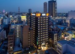 Apa Hotel Namba-Ekihigashi - Осака - Outdoors view