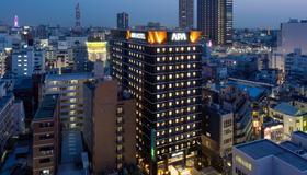 Apa Hotel Namba-Ekihigashi - Osaka - Outdoor view