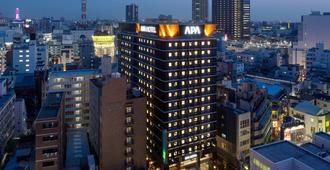 Apa Hotel Namba-Ekihigashi - Ōsaka - Vista esterna