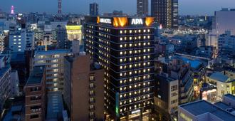 Apa Hotel Namba-Ekihigashi - Osaka - Näkymät ulkona