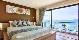 Riviera Beach Hotel - Ko Samui - Bedroom