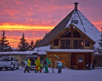 Teton Teepee Lodge - Alta - Budova